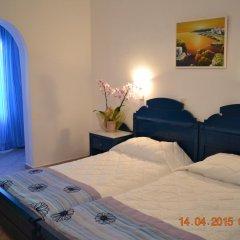 Отель Lignos Греция, Остров Санторини - отзывы, цены и фото номеров - забронировать отель Lignos онлайн комната для гостей фото 4