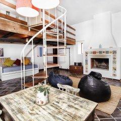 Отель Quinta das Alfazemas Студия с различными типами кроватей фото 4