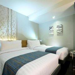 Отель Citrus Sukhumvit 13 by Compass Hospitality 3* Улучшенный номер с различными типами кроватей фото 2