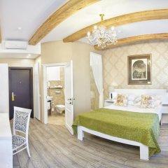 Бутик-Отель Росси 4* Стандартный номер двуспальная кровать фото 3