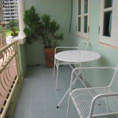 Отель Pinthong house балкон