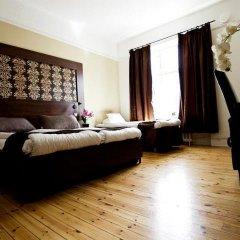 Queen's Hotel 3* Стандартный номер с различными типами кроватей фото 11