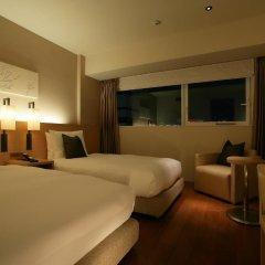 Отель Unizo Fukfouka Tenjin 4* Стандартный номер фото 15