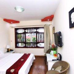 Отель Hanoi Central Homestay 3* Номер Делюкс фото 4