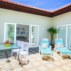 Отель Magic Villa Pattaya 4* Улучшенная вилла с различными типами кроватей фото 7