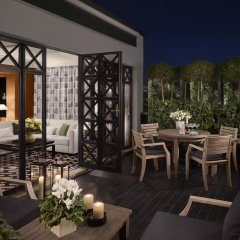 Four Seasons Hotel Milano 5* Люкс с различными типами кроватей фото 21