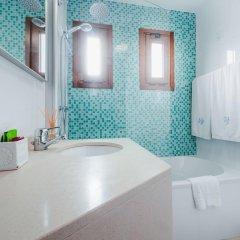 Hotel Vila Bela Машику ванная