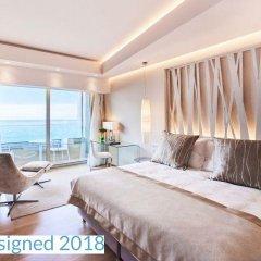 Отель Rodos Palace 5* Полулюкс с различными типами кроватей фото 5