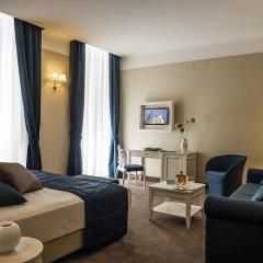 Отель iH Hotels Roma Dei Borgia 4* Стандартный номер с различными типами кроватей фото 4