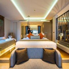 Отель Crest Resort & Pool Villas 5* Номер Делюкс разные типы кроватей фото 3