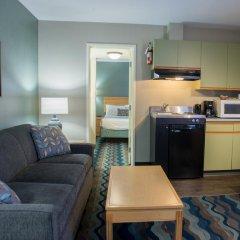 Отель Accent Inns Victoria Канада, Саанич - отзывы, цены и фото номеров - забронировать отель Accent Inns Victoria онлайн комната для гостей фото 3