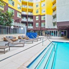 Отель Ginosi Wilshire Apartel Апартаменты с 2 отдельными кроватями фото 23