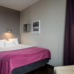 Hotel Birger Jarl 4* Стандартный номер с двуспальной кроватью фото 18
