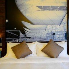 Отель Harbour Grand Hong Kong 4* Номер Делюкс с различными типами кроватей фото 2
