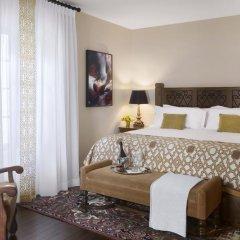 Отель Plaza la Reina 4* Люкс с различными типами кроватей фото 10