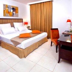 Corp Executive Hotel Doha Suites 4* Номер Делюкс с различными типами кроватей фото 2