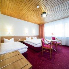 Hotel Garni Nuernberger Trichter 3* Стандартный номер с различными типами кроватей фото 5