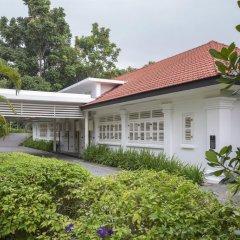 Отель Capella Singapore 5* Стандартный номер с различными типами кроватей фото 8