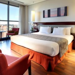 Hotel Vía Castellana 4* Номер категории Премиум с различными типами кроватей