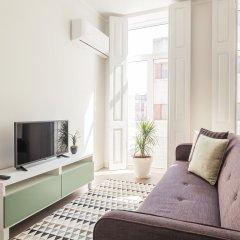 Отель Oportonow-bolhão 3* Улучшенные апартаменты с различными типами кроватей фото 13