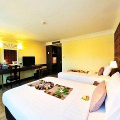 Jomtien Garden Hotel & Resort 4* Стандартный номер с различными типами кроватей фото 8