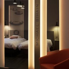 Atlas Hotel Brussels 3* Стандартный номер с различными типами кроватей фото 7