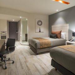 Отель Real Inn Perinorte 4* Номер Делюкс фото 6