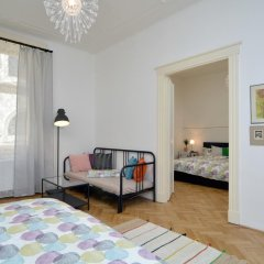 Отель St. James the Greater Апартаменты с различными типами кроватей фото 9