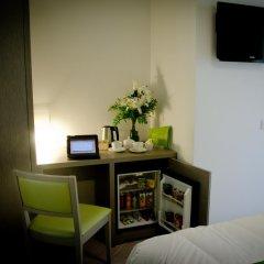 Отель B&B Castellani a San Pietro Стандартный номер с различными типами кроватей фото 4