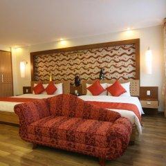 Hanoi Elegance Ruby Hotel 3* Люкс с различными типами кроватей фото 14