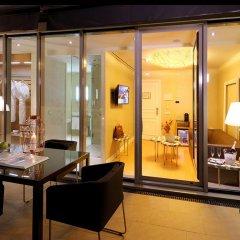Axel Hotel Barcelona & Urban Spa - Adults Only (Gay friendly) 4* Люкс с различными типами кроватей