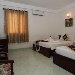 N.Y Kim Phuong Hotel 2* Улучшенный номер с различными типами кроватей фото 4