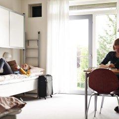 Отель Danhostel Kolding 3* Стандартный номер с различными типами кроватей фото 4