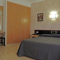 Hotel Vilobí 2* Стандартный семейный номер с двуспальной кроватью фото 2