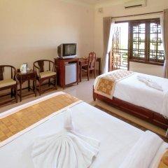 Bach Dang Hoi An Hotel 3* Номер Делюкс с двуспальной кроватью фото 12
