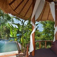 Отель Thipwimarn Resort Koh Tao 3* Вилла с различными типами кроватей фото 8