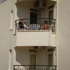 Linda Apart Hotel Турция, Сиде - отзывы, цены и фото номеров - забронировать отель Linda Apart Hotel онлайн балкон