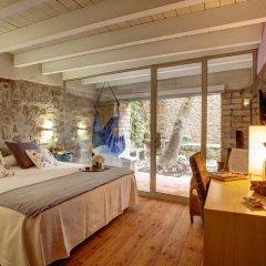 Отель La Freixera 4* Номер Делюкс с различными типами кроватей фото 2