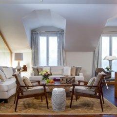 Four Seasons Hotel Milano 5* Люкс с различными типами кроватей фото 18