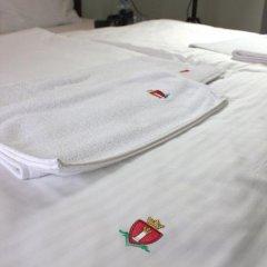 Отель Dworek Pani Walewska Стандартный номер с различными типами кроватей фото 8