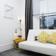 Отель Belsize Park Boutique Accommodation комната для гостей фото 3