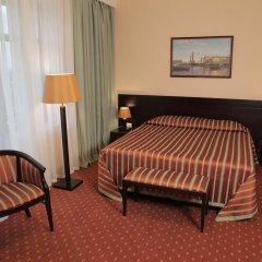 Отель МФК Горный Санкт-Петербург комната для гостей фото 5