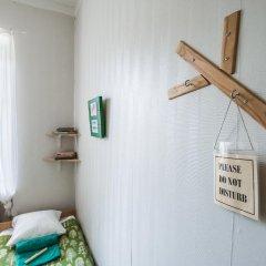 Хостел и Кемпинг Downtown Forest Стандартный номер с различными типами кроватей (общая ванная комната) фото 4