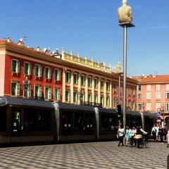 Отель Appartement Les Plages городской автобус