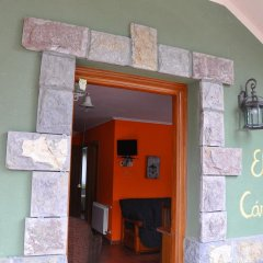Отель El Balcon de Onis интерьер отеля