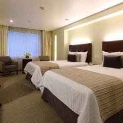 Отель Emporio Reforma 3* Стандартный номер с разными типами кроватей фото 4