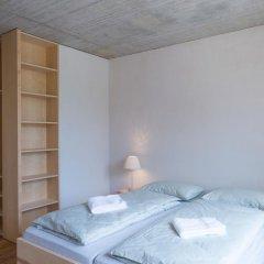Youth Hostel Gstaad Saanenland Стандартный номер с различными типами кроватей фото 7