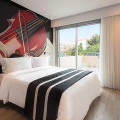 Отель Hf Fenix Music 3* Стандартный номер фото 6