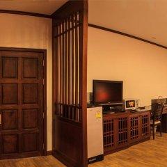 Отель Timber House Ao Nang 3* Улучшенный номер с различными типами кроватей фото 2