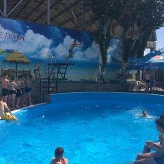 Гостиница Каравелла бассейн